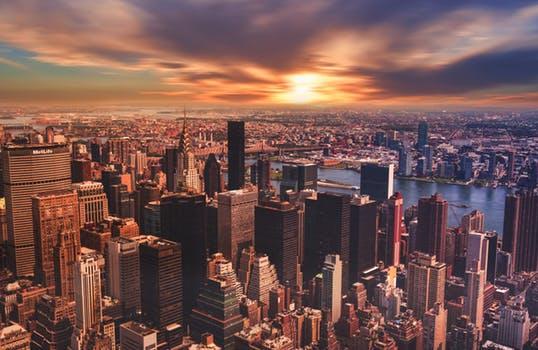 Entegra Partners cityscape